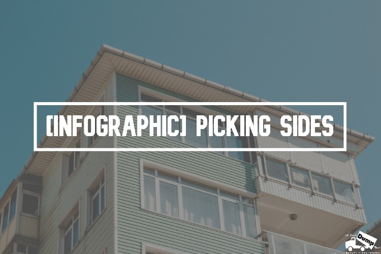 [Infographic] Picking Sides Guide to House Siding